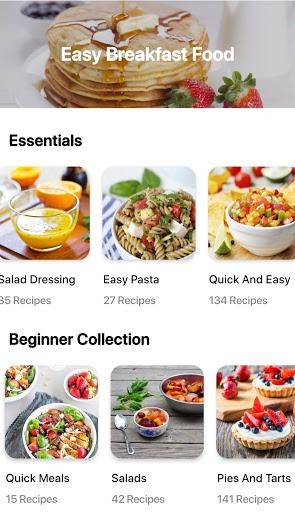 Foto do Simple recipe app: Easy recipes for you
