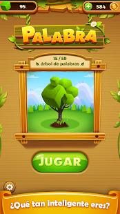 Palabra Crucigrama -Los mejores juegos de palabras 1.3 Screenshots 8