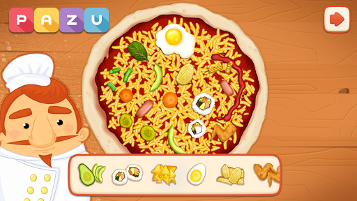 Pizza maker - cooking and baking games for kids 1.14 Screenshots 5