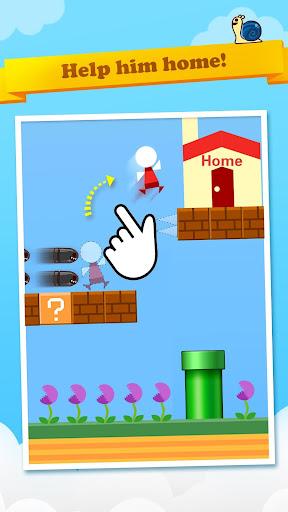 Mr. Go Home - Fun & Clever Brain Teaser Game! screenshots 17