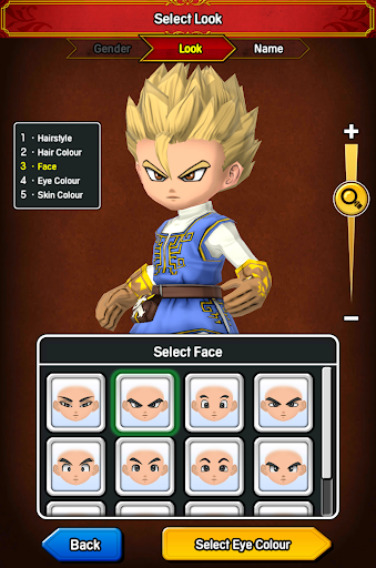 DRAGON QUEST OF THE STARS goodtube screenshots 10