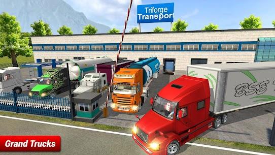 Offroad Truck Driving Simulator Free 1.8 Unlocked APK (MOD) Download 1