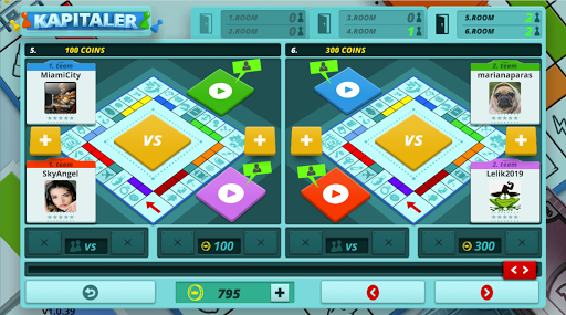 Syndicate Kapitaler - Board Dice Business 1.0.150 Screenshots 1