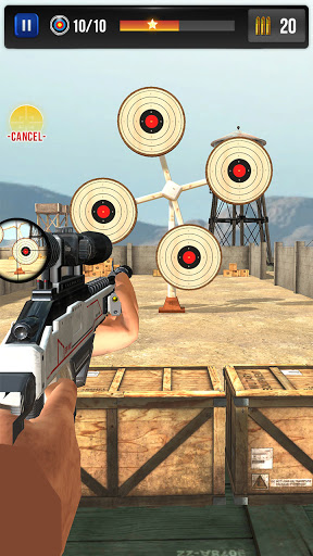 Shooting Gun Fire Game apkdebit screenshots 15