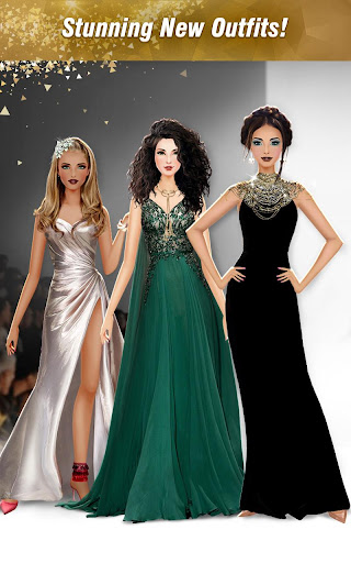 International Fashion Stylist - Dress Up Studio 4.6 screenshots 1