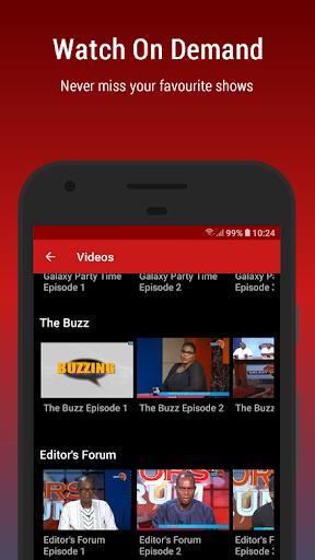 Galaxy TV 1.0.2 Screenshots 2