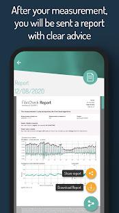 FibriCheck - Check your heart, prevent strokes 1.11.0 Screenshots 3