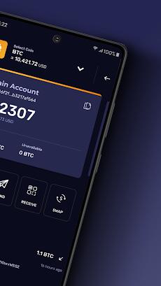 Klever Wallet: Buy Bitcoin, Ethereum, Tron, Cryptoのおすすめ画像2