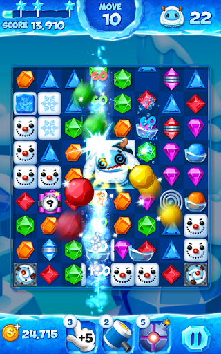 Jewel Pop Mania:Match 3 Puzzle 20.1103.09 screenshots 2