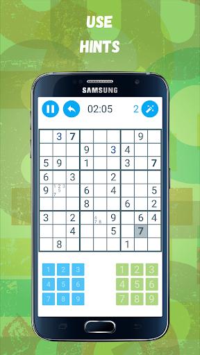 Sudoku: Train your brain screenshots 3