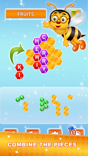Word Little Bees  screenshots 2