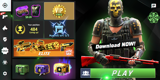 Action Strike: Online PvP FPS  screenshots 7