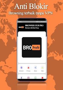 Brokep Hub Browser 2.0.0 Screenshots 1