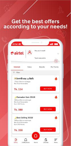 My Airtel - Bangladesh android2mod screenshots 4
