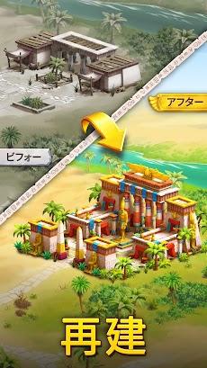 Pyramid of Mahjong: タイルマッチング・シティパズルのおすすめ画像4