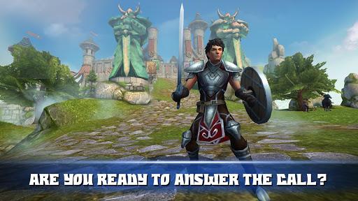 Celtic Heroes - 3D MMORPG 3.7.1 screenshots 2