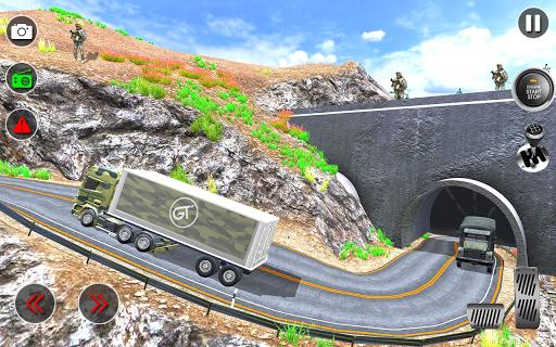 Mountain Truck Simulator: Truck Games 2020  screenshots 13