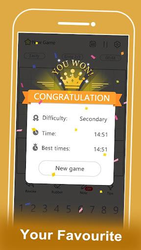 Sudoku Fun - Free Game  screenshots 9