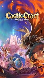 Castle Craft World War Apk Download NEW 2021 1