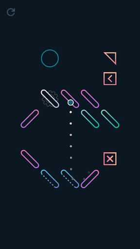 Glidey - Minimal puzzle game 1.0 screenshots 5