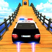 Police Car Stunt: Mega Ramp GT Racing 2020