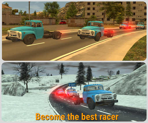 Russian Car Driver ZIL 130  Screenshots 24