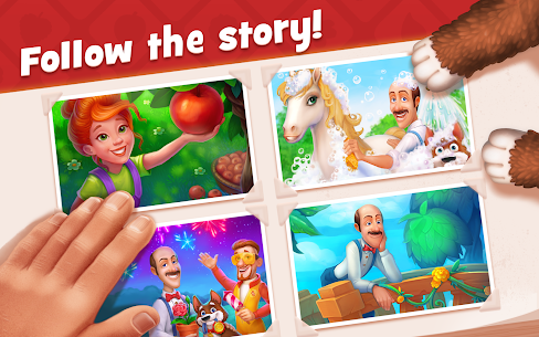 Gardenscapes Mod Apk Unlimited Stars/Coins 5