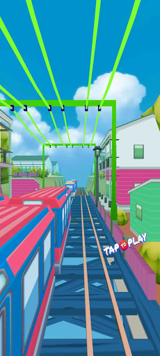 Subway Train Tracking Surf Run 1.0.4 screenshots 8