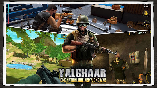 Yalghaar: Delta IGI Commando Adventure Mobile Game 3.5 Screenshots 7