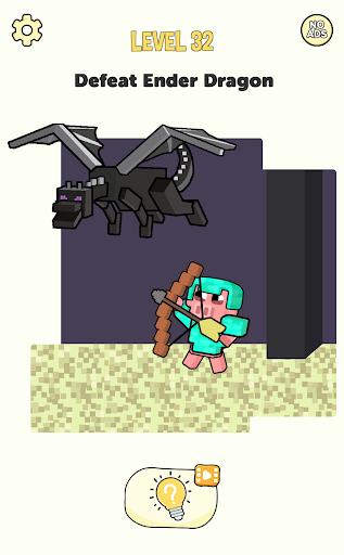 Stickman Craft - Brain Puzzle Games  screenshots 8