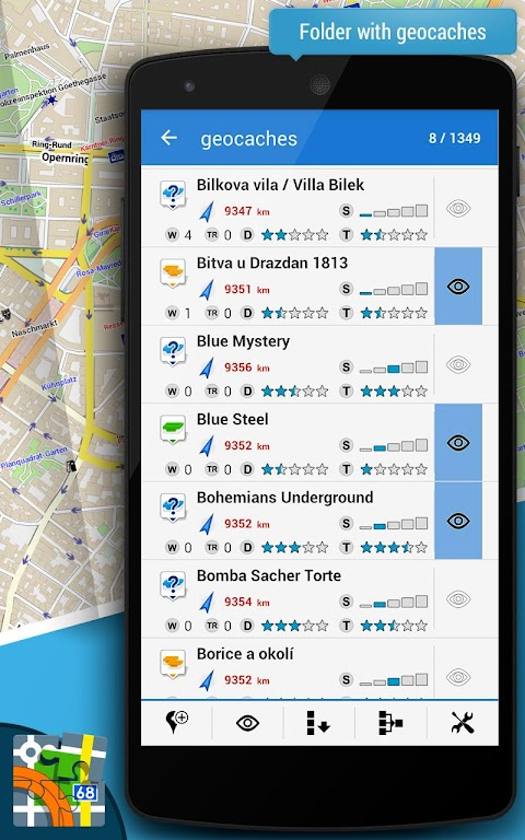 Locus Map Pro - Outdoor GPS navigation and maps  poster 3