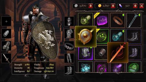 Path of Evil: Immortal Hunter  screenshots 6
