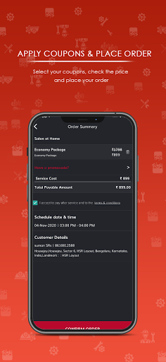 Housejoy-Trusted Home Services 6.0 Screenshots 6