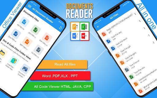 Document Reader : Documents Viewer - PDF Creator 2.4 screenshots 9