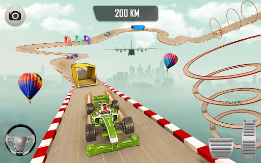 Formula Car Racing Adventure: New Car Games 2020  screenshots 14