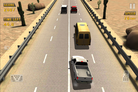 Download Traffic Racer Mod Apk 3.3 For Android [Unlimited Money] 4
