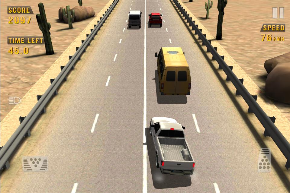 Traffic Racer poster 3