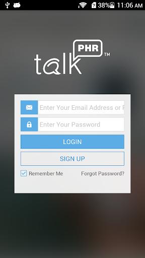 talkphr screenshot 1