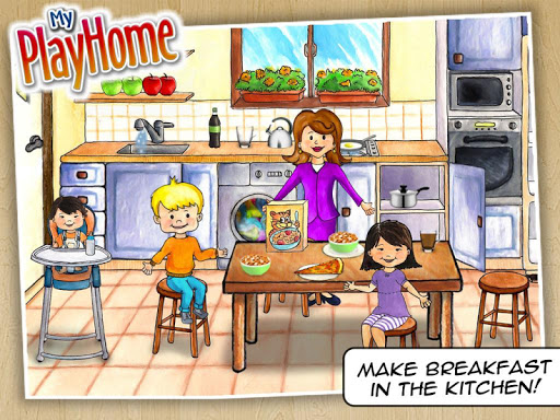 My PlayHome Lite - Play Home Doll House 3.5.8.24 screenshots 1