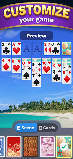 Solitaire Cube: Card Game Training 1.03 screenshots 11
