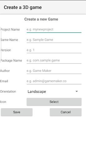 Game Maker 3D 3 Screenshots 2