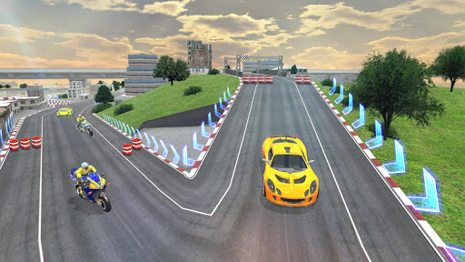 Car vs Bike Racing screenshots 9
