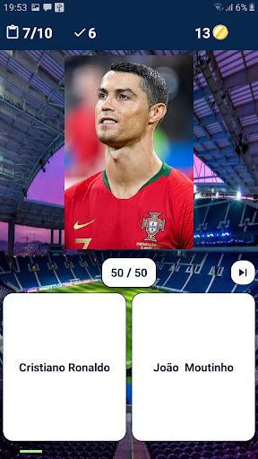 Football Player Quiz 2020 1.1.2 screenshots 1