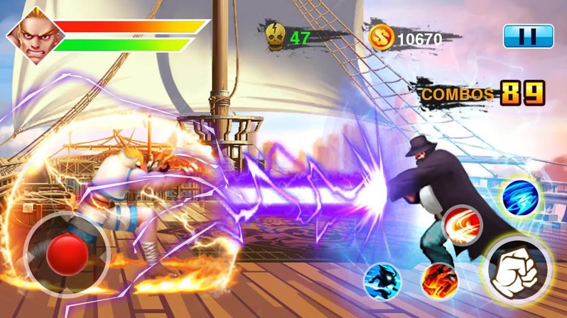 Screenshot 12 de Street Fighting 4 para android