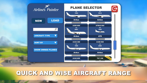 Airlines Painter modavailable screenshots 3
