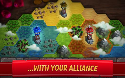 Royal Revolt 2: Tower Defense RTS & Castle Builder apkslow screenshots 15