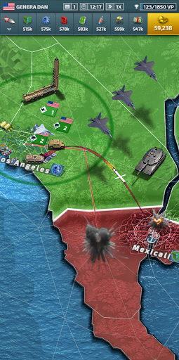 Conflict of Nations: WW3 Multiplayer Strategy Game 0.102 screenshots 5