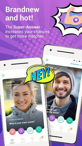 candidate – dating app screenshot 1