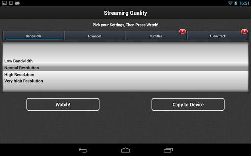 VLC Streamer Free 2.47 (3533) Screenshots 16