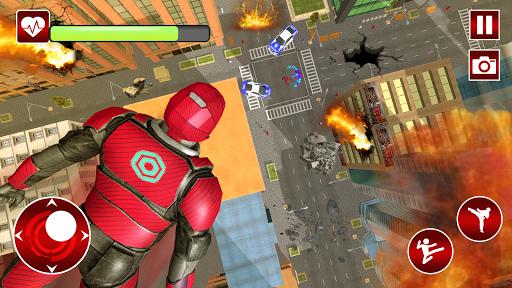Real Robot Speed Hero apkpoly screenshots 8